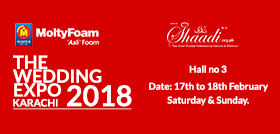 The Wedding EXPO Karachi 2018