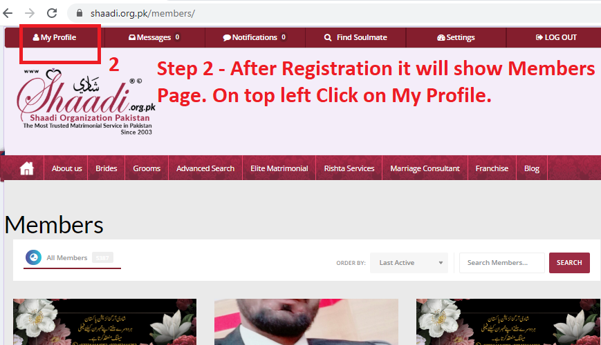 Rishta Pakistan Matrimony Shaadi Register Online Marriage Bureau