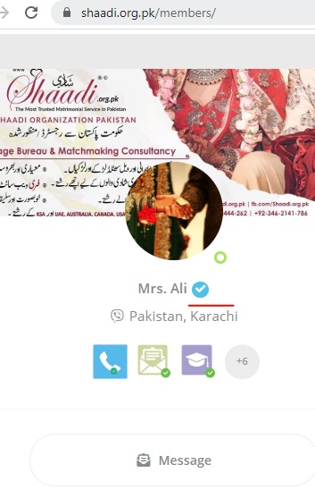 Matrimonial Website Manger